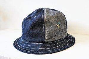 164&co. D-30 デニムハット T-1