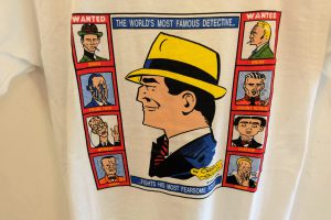 「 Dick Tracy 」80's VINTAGE-Tシャツ