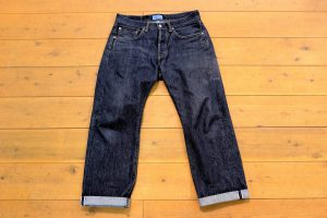 164&co. 'D-30'「ONE」DENIM PANTS 一年半経過